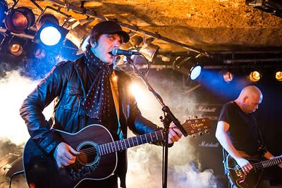 Calle Hamre & Viggo Krüger, Garage (Støttekonsert for Ane Storås)