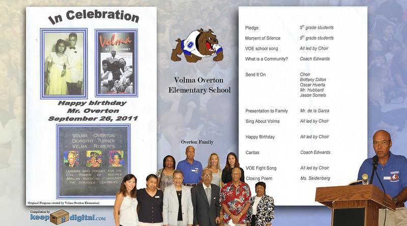 Volma Overton Elementary
