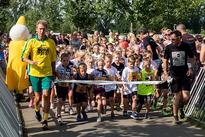 Sterke Peer triatlon 2016 - Wardjes Kids run