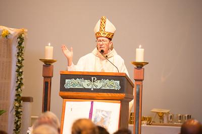 Communion/ Confirmation Mass- April 19, 2015