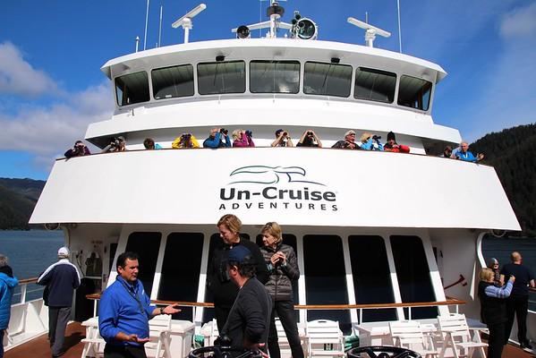 Southeast Alaska with Uncruise
