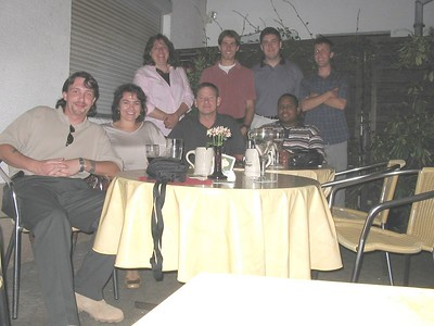 Hanau, Heidleberg, und Gros Feldberg (mtns N of Frankfurt) August 2003