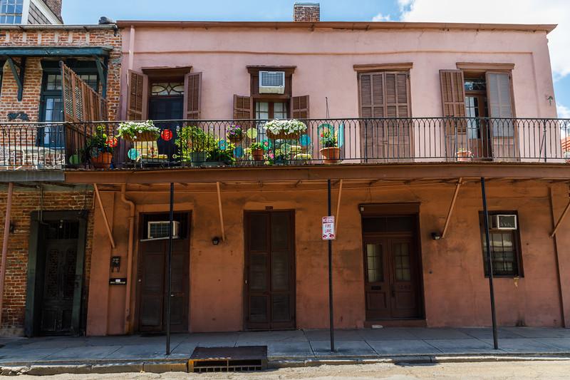 Bourbon Street / French Quarter - New Orleans