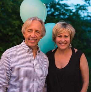 2015 July Birthday Party - Liz & Richard