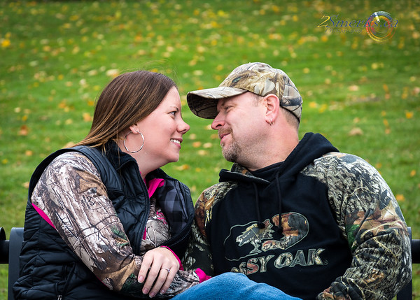 Lynne and Bill - Oct 31, 2015