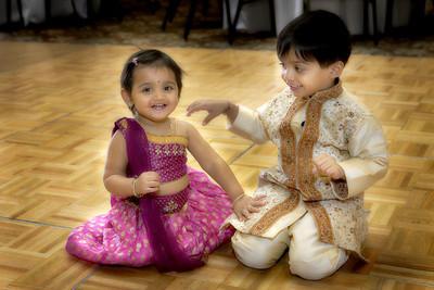 Shefali & Vihan's First Birthday