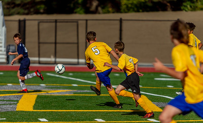 Set one: McMurray Mustangs Boys Soccer v Annie Wright 09/25/2018
