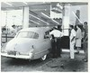 Marilyn Shrout accident press photo 8-26-1958