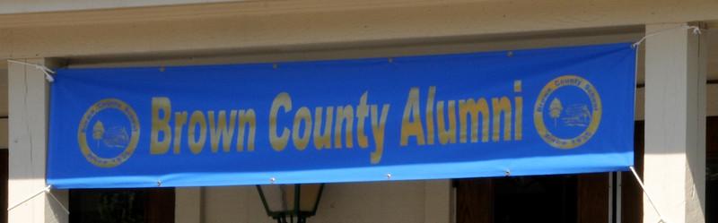 Brown County Alumni Gathering - June 2009