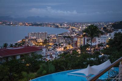 1. Views from the Condo overlooking Banderas Bay