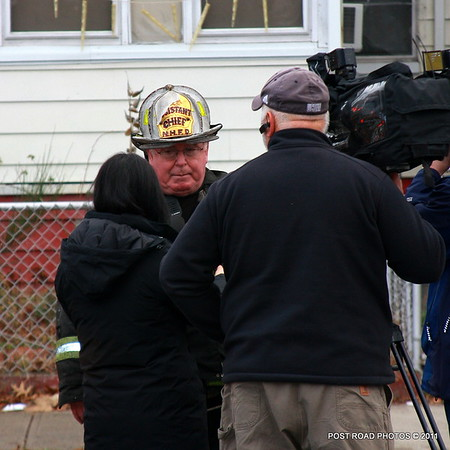 House Fire 438 Howard Avenue