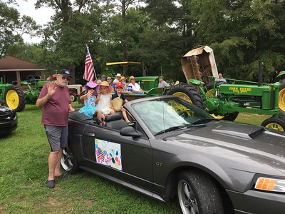 2019 4th July Colbert Parade and Weekend