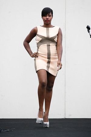 DC Fashion Week 2013 - Spring / Summer 2014 Collections - H Street Festival - Models Inc. 9-21-13