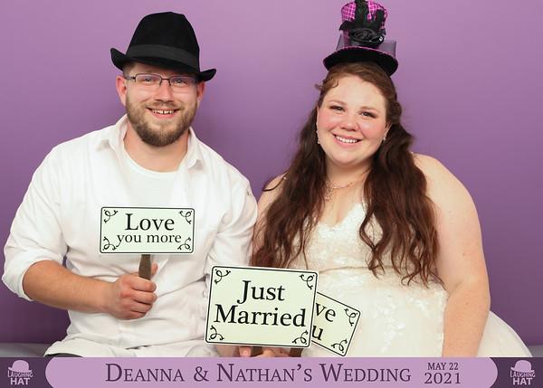 Deanna & Nathan's Wedding