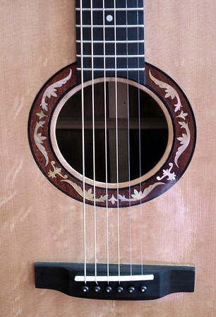 Mark's Sapele Guitar 2007