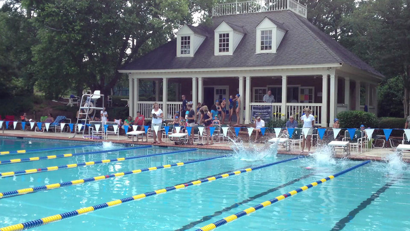 Brook Highland Swim Meet
