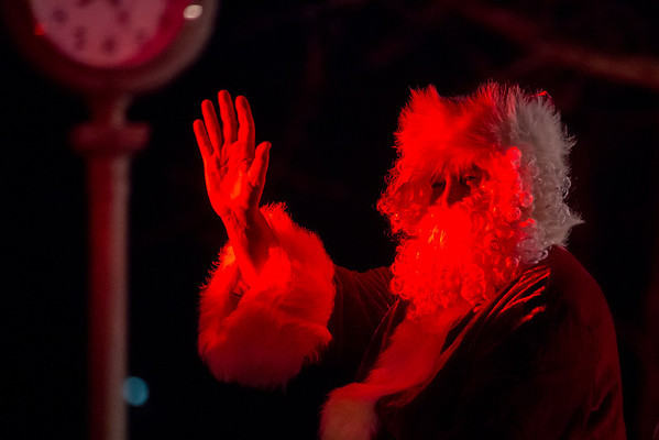Santa Ride 2013