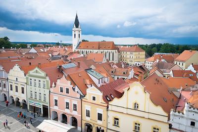 Bicycling the Danube Plus! Czech Republic and Prague