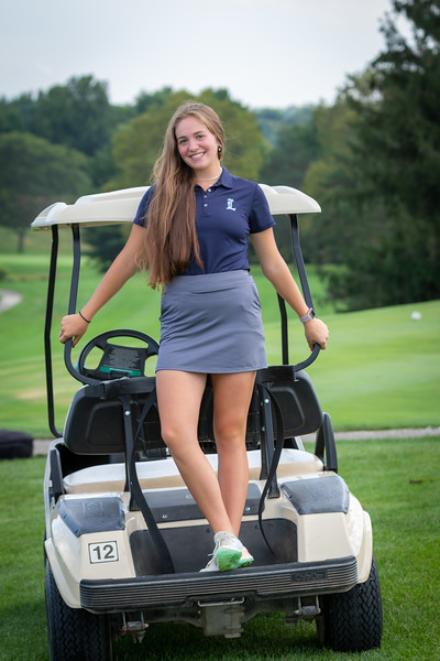 Louisville Golf Girls Seniors - Erin
