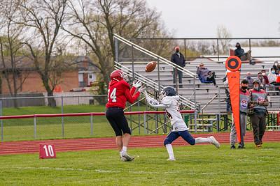 2021 Yorkville Freshman vs OHS 041721