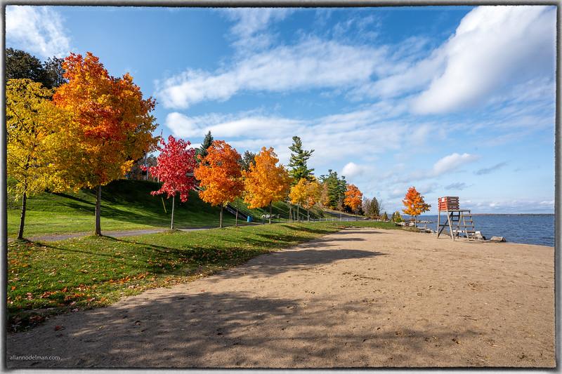 The Beach in Arnprior Ontario