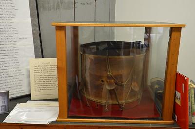 The Gettysburg Drum
