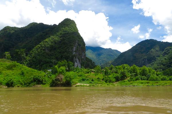 Nam Ou River Trip Muang La to Luang Prabang
