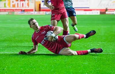 Scarlets v Connacht