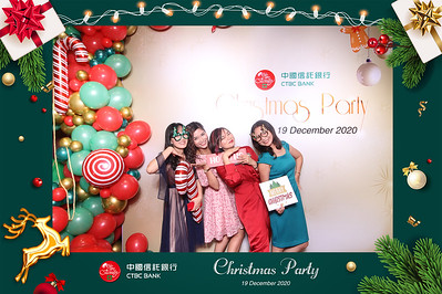Event - CTBC Bank Christmas Party