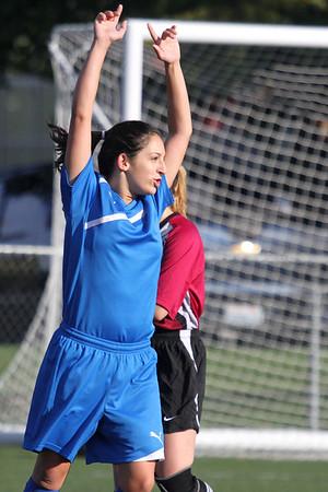 Cheetahs Soccer 2013