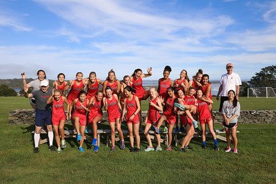 St George's Goofy Fall Team Photos 2017