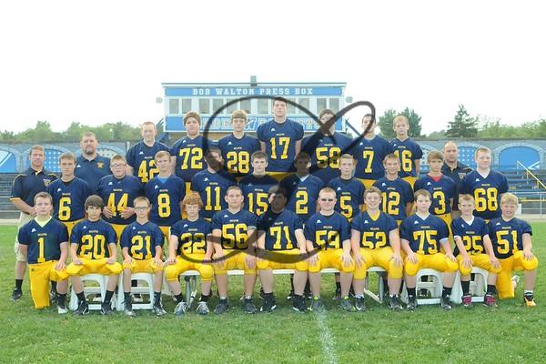 WMS football Team & Individuals