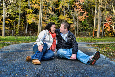 Bryan and Courtney Engagement