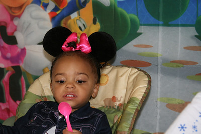 2009 November - Braelyn's 2nd Birthday