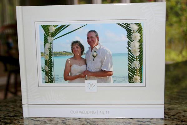 Mixbook of Debbie's Wedding
