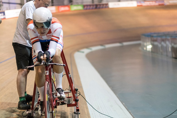 MASTERS NATIONAL TRACK CHAMPIONSHIPS 2018 NEWPORT DAY 4