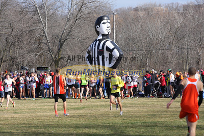 Boys Seeded 5K - 2012 Footlocker Midwest Regional Cross Country