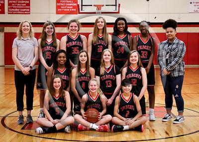 2020 LHJH Girls Basketball