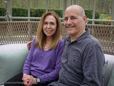 Karen and Todd
