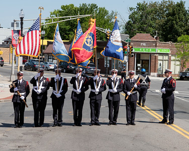 2019-06-24 Funeral of Lt. Paul Hoban
