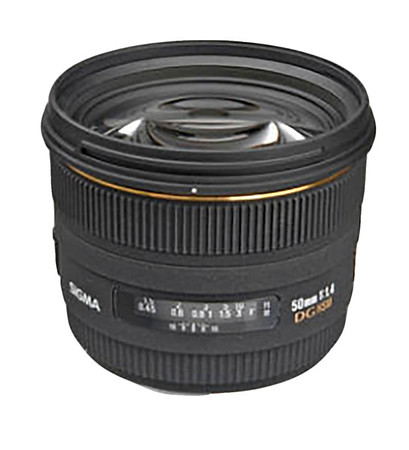 Sigma 50mm 1.4 for Canon