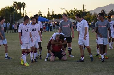 2013-11-02 Men's Soccer v Cal Baptist