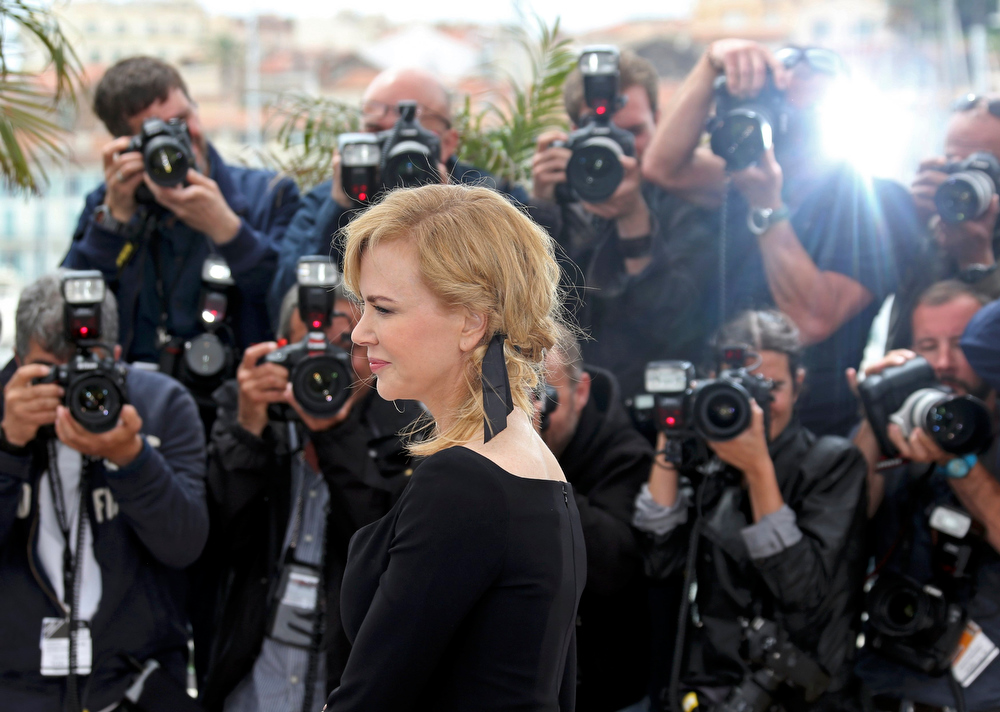 . Actress Nicole Kidman, Jury member of the 66th Cannes Film Festival, poses during a photocall before the opening of the 66th Cannes Film Festival in Cannes May 15, 2013. The 66th Cannes Film Festival runs from May 15 to May 26.        REUTERS/Jean-Paul Pelissier