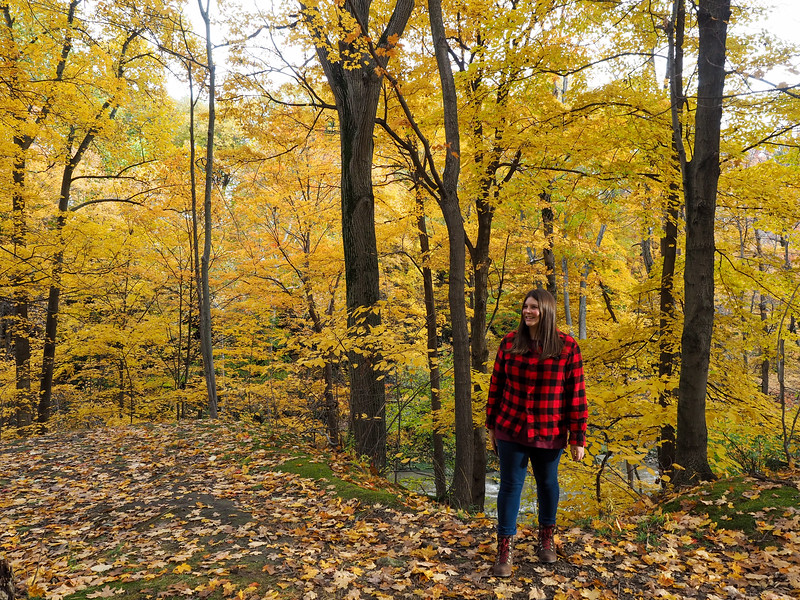 Amanda at Rocky River Reservation