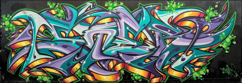Tango and Street Art 2014