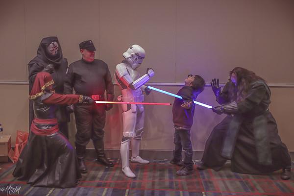 Comic Con - 2018 Cedar Rapids