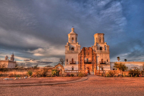 San Xavier del Bac Mission
