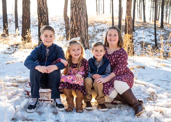 Moats Family 2019