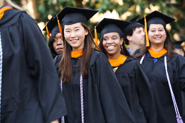 Graduation Ceremony Spring 2018