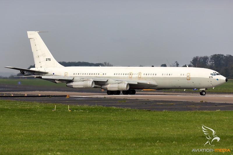 Israel - Air Force | Boeing 707-3P1C Re'em | 275